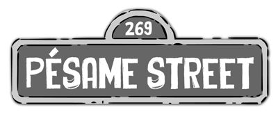 Pesame Street Logo
